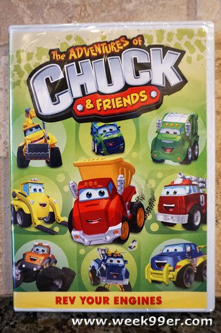 Adventures of Chuck and Friends