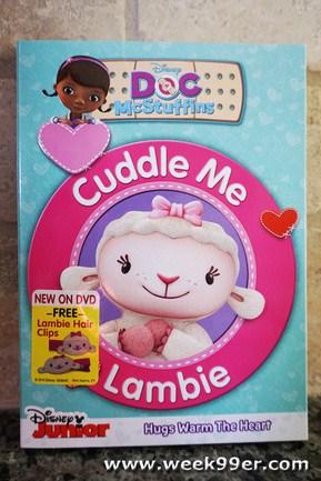 Doc McStuffins Cuddle Me Lambie Review