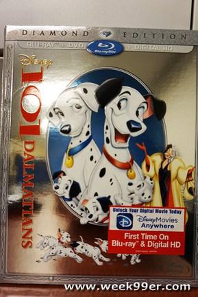 101 Dalmatians Diamond Edition Review