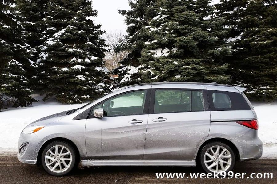 2015 Mazda 5 Review