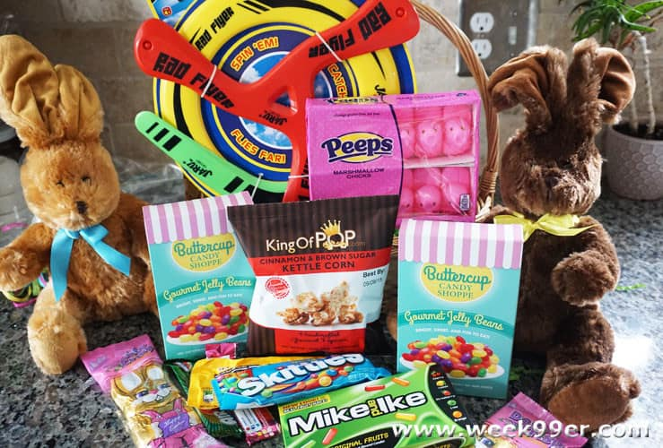Gourmet Gift Baskets Just in Time for Easter!