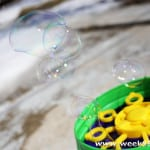 It's National Bubble Week! Time to Break Out the Bubble Machine!