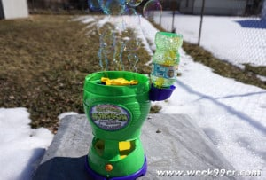 Gazillion Bubbles Review