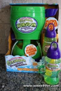 Gazillion Bubbles Machine Review