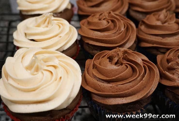 Spiced Cupcakes