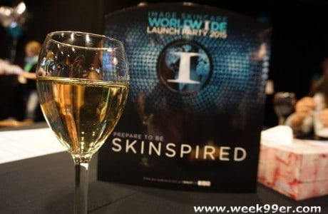 Image Skincare World Wide Launch Party 2015