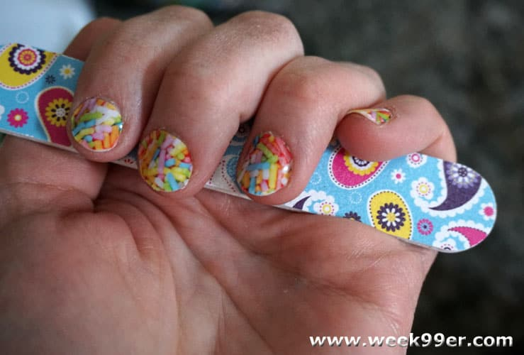 Jamberry Nail Wraps Review & Giveaway