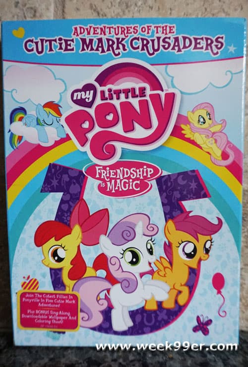 Cutie Mark Crusaders Review