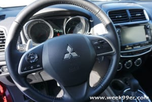 2015 Outlander Sport Review