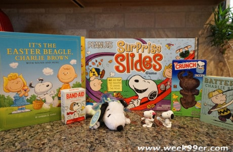 peanuts spring giveaway