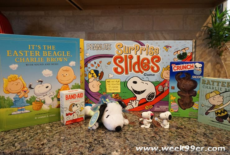 Snoopy Spring Giveaway!