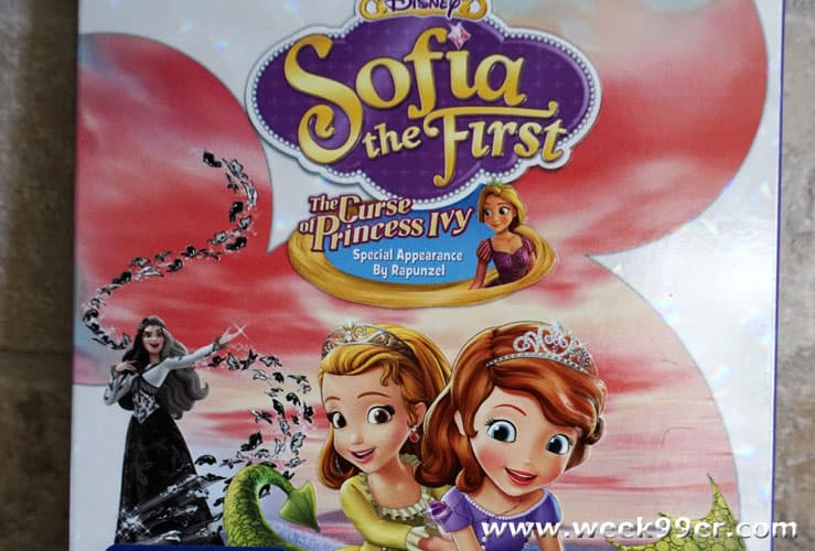 Sofia the First Princess Ivy Review
