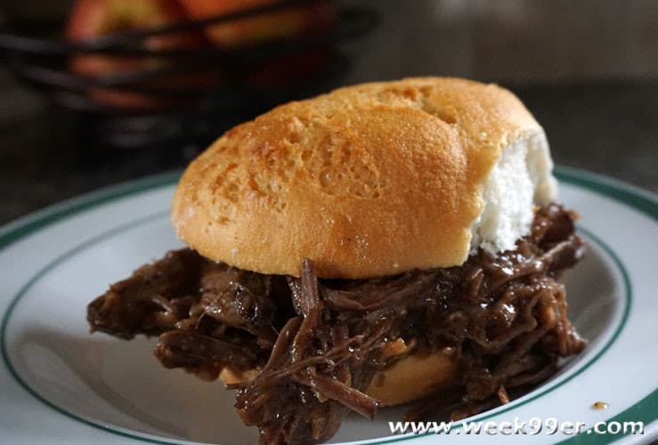 Slow Cooker Beef Barbecue Recipe