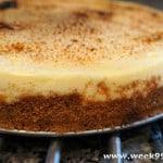 Creme Brulee Cheesecake Recipe