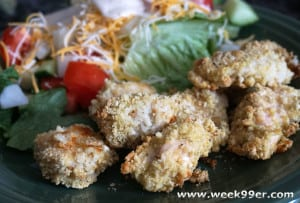 Gluten Free Chicken Nuggets Recipe