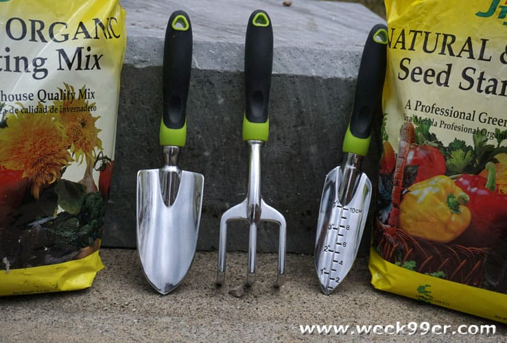Ergonomic garden tools to start your garden easily for Gardening tools reviews