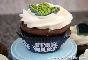 May the 4th Cupcakes