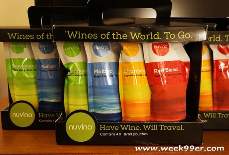 Nuvino Wine Review