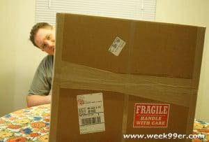 Jason Shows his Dork Side! #MyStarWars Memories #unboxing
