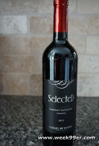 Carmel Selected Cabernet Sauvignon Review