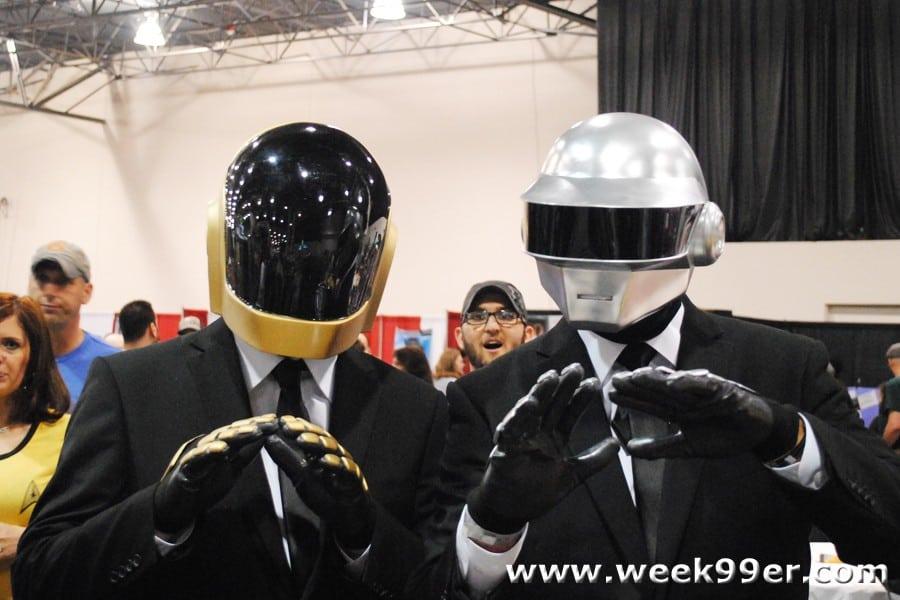 Motor City Comic Con 2014