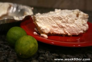 No Bake Key Lime Cheesecake Recipe