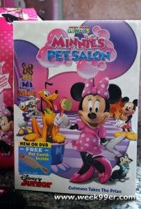 Mickey Mouse Clubhouse: Minnie's Pet Salon Review