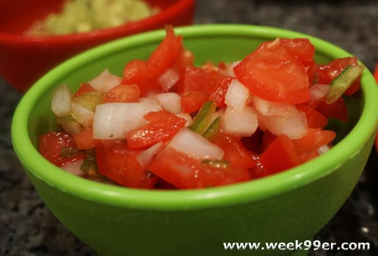 Last Minute Salsa Recipe