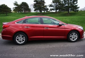 The Car I'd Trade my SUV For – the 2015 Hyundai Sonata Eco