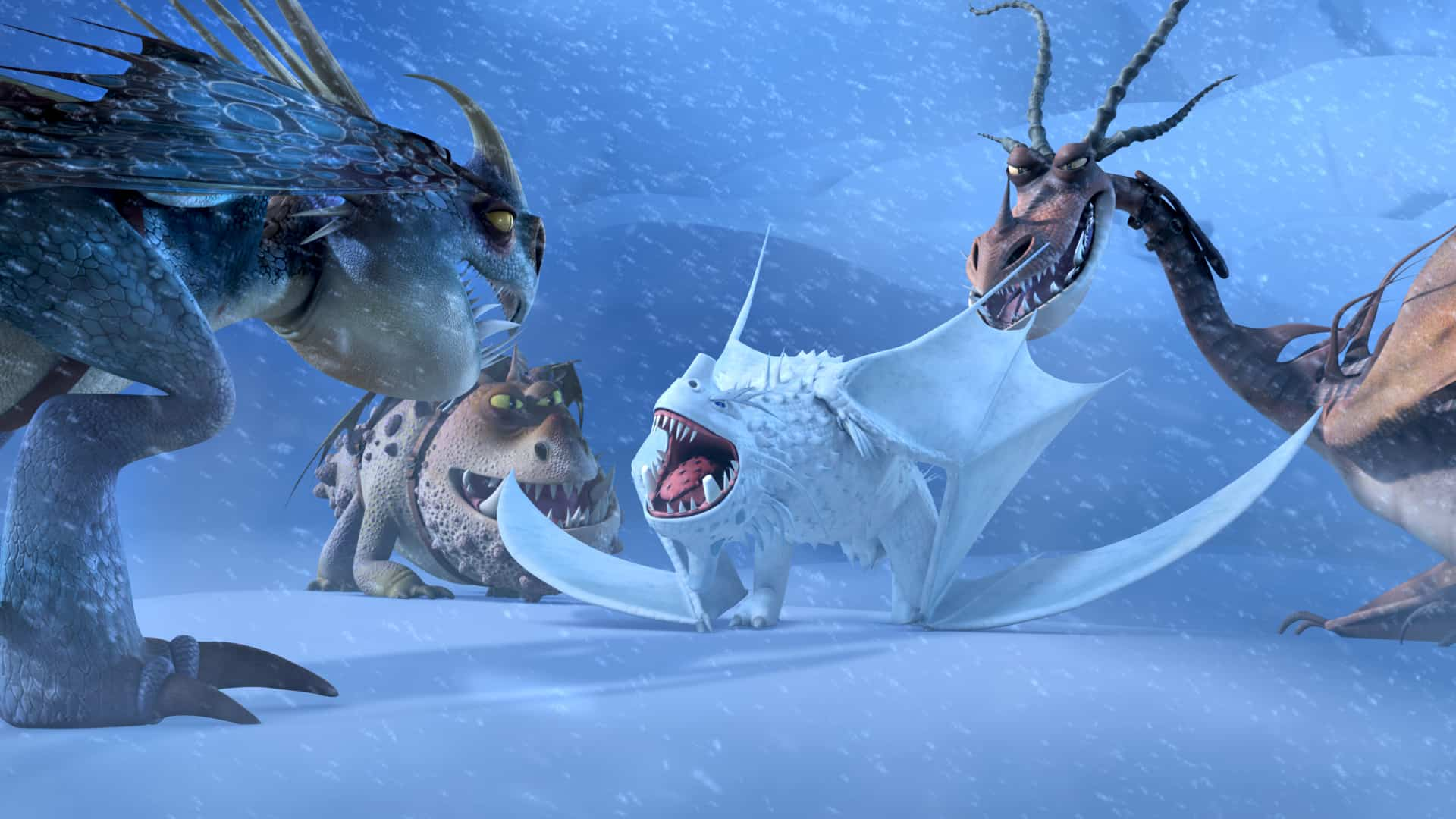 Dreamworks dragons race to the edge comes to netflix dragons race to the edge review ccuart Gallery