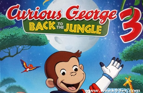curious george 3 review