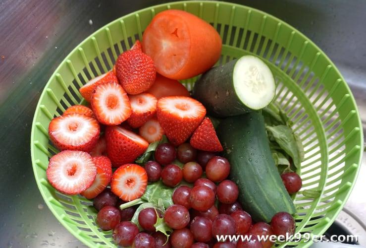homemade juice recipe