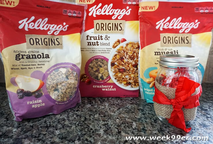 Kellogg's Origins Review and Giveaway!