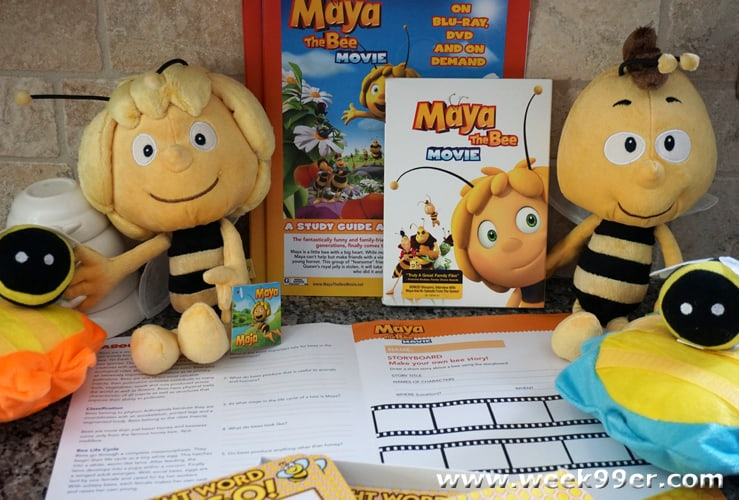 maya the bee party kit