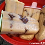 Honey Peanut Butter Chocolate Chunk Pudding Pop Recipe
