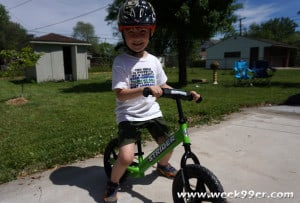 Strider Bikes Teach Balance Naturally