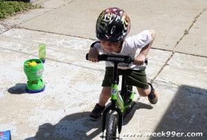 strider bike review