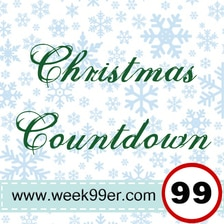 Christmas Countdown Button