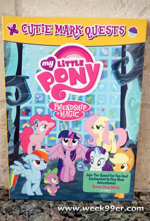 My Little Pony Cutie Mark Quest Review