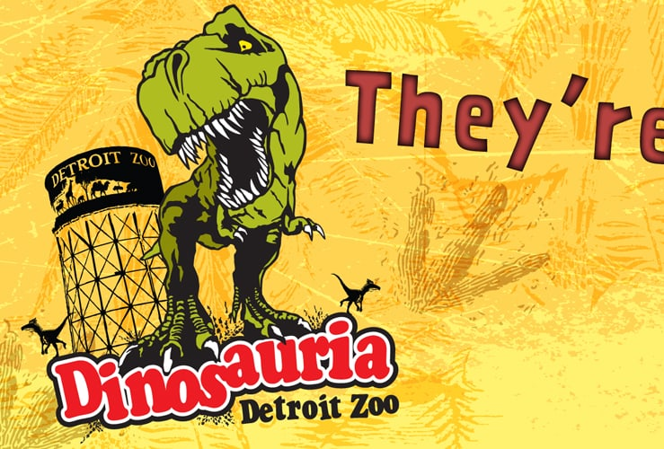 buy one get one dinosauria tickets
