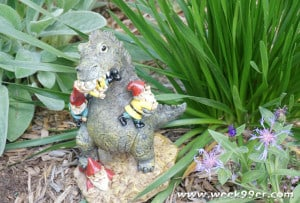 Garden Gnome Massacre – Watch Out in Your Garden!