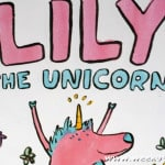 Jim Henson Brings Lily the Unicorn to Your Screen + Giveaway!