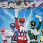 Enter the Power Rangers Lost Galaxy