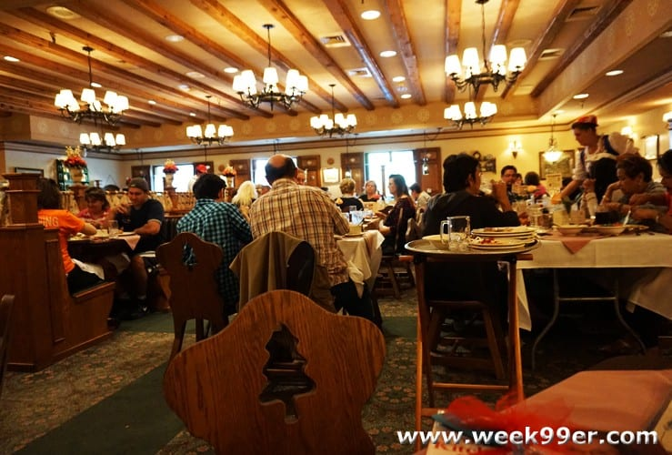 Bavarian Inn Restaurant Review