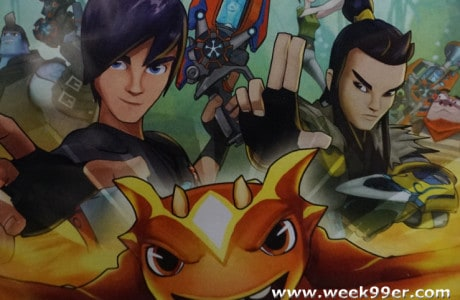 Slugterra Slug Fu showdown review
