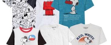 snoopy tshirt giveaway