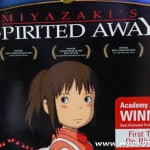 Spirited Away now on Blu-Ray
