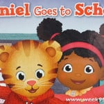 Daniel Tiger Goes to School! #Backtoschool