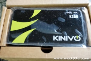 kinivo k300 review