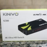 Kinivo K300 Unboxing and Review!